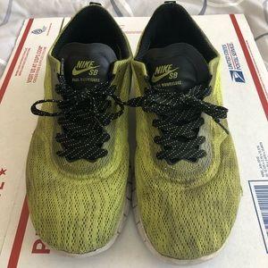 Nike SB Lunar Paul Rodriguez Shoes men's size 9.5
